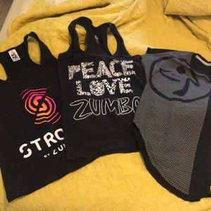 Zumba top bundle